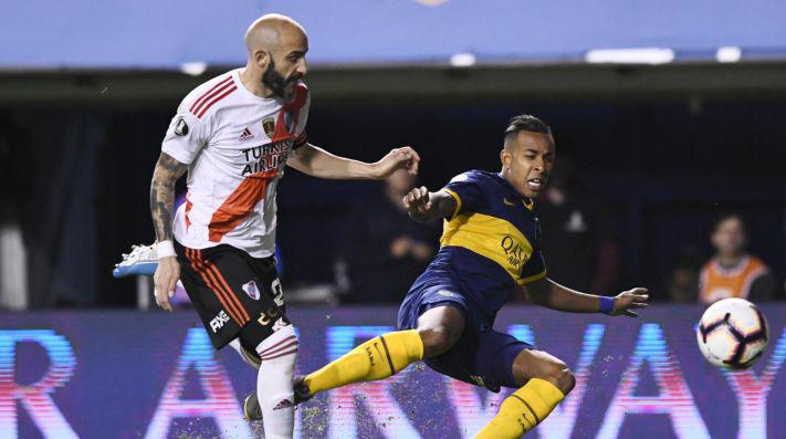 Boca y River by gentileza