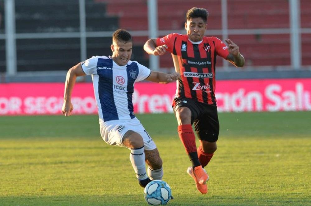 Superliga: Talleres arrancó dormido y Patronato ya le gana con autoridad