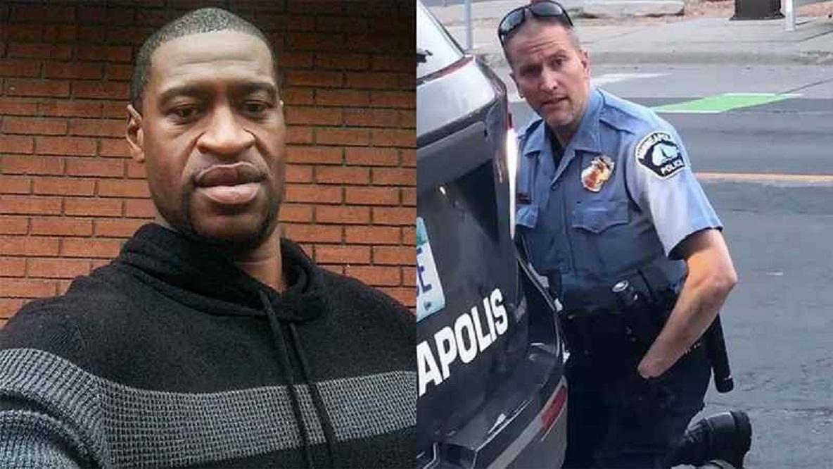 EE.UU.: detienen y acusan de asesinato a policía que asfixió a un hombre