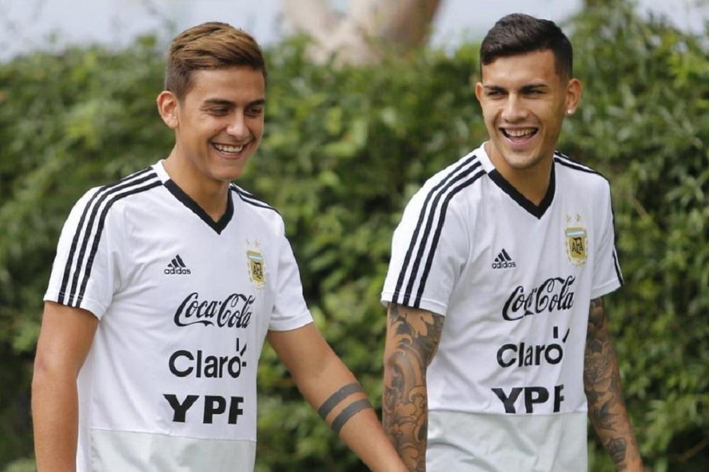 Dybala se perfila de titular en la Selección ante Colombia