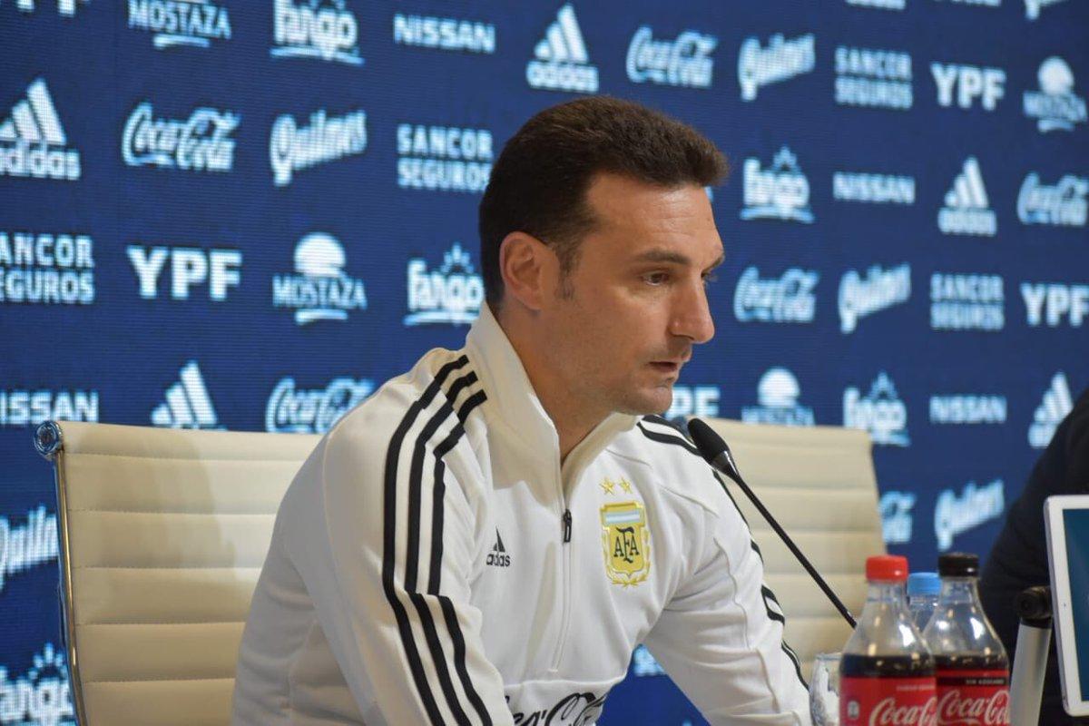 """Nunca tuve un problema con Agüero ni con Dybala"""