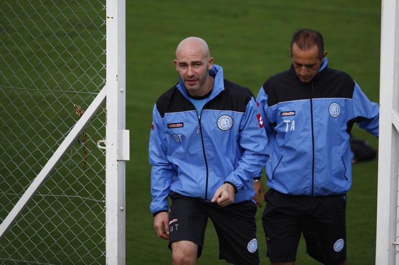 Belgrano recupera su chip