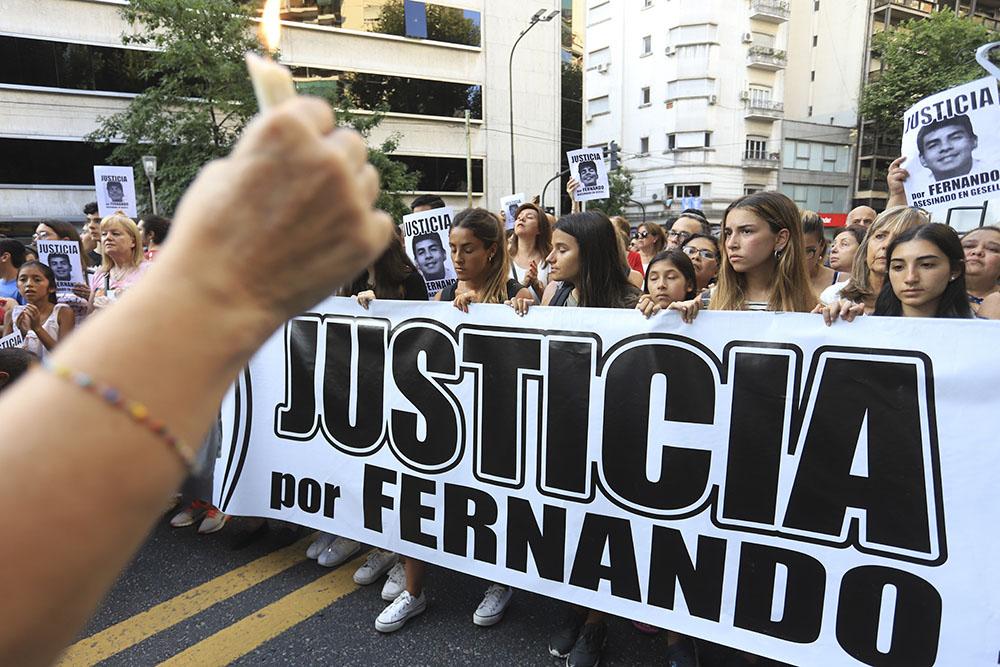 justicia x fernando © NA
