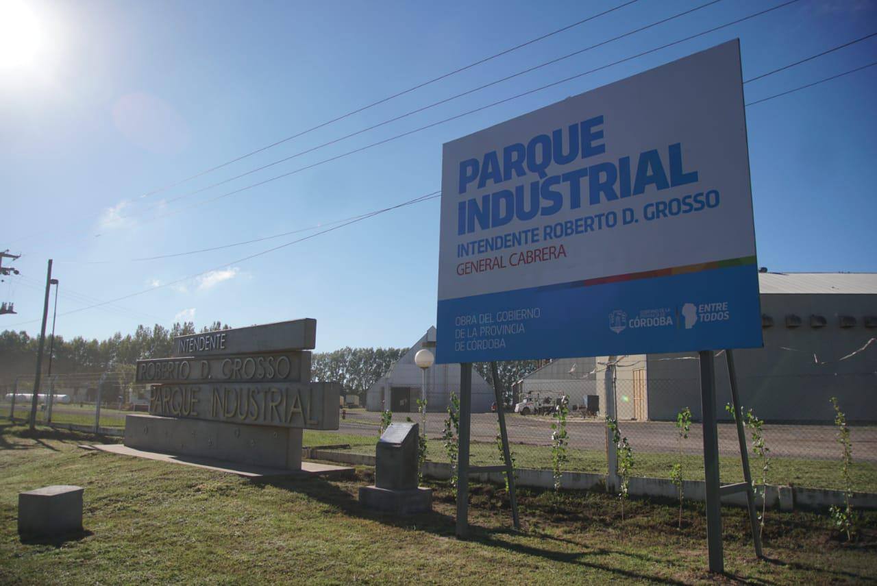 parque industrial gc