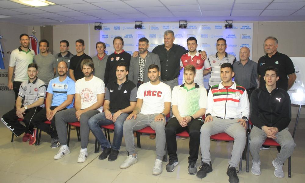 Se presentó el Torneo Súper 9 Solidario de Córdoba