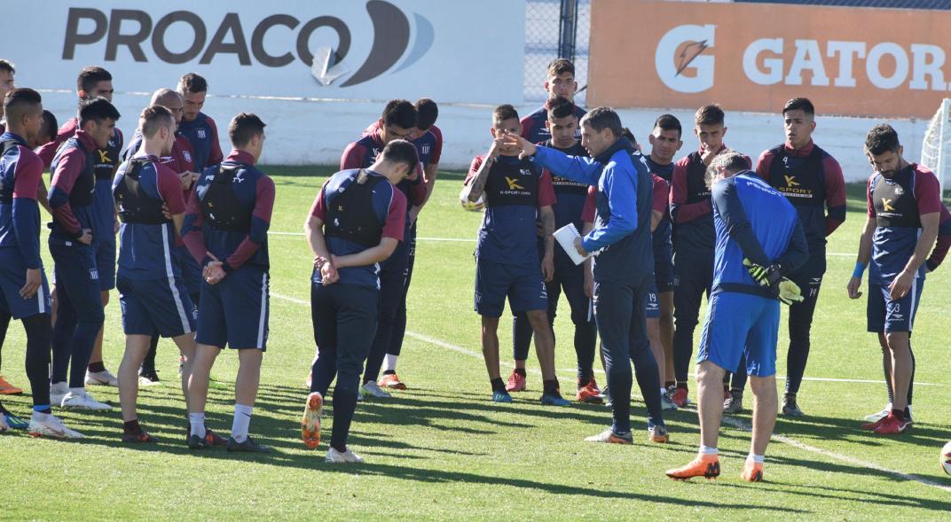 Talleres ya tiene equipo listo para recibir a Sao Paulo