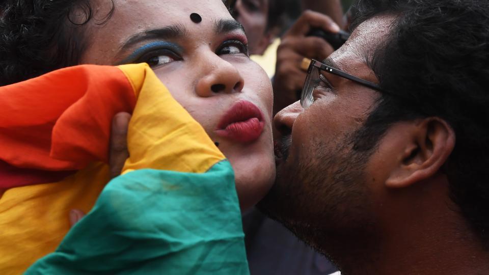 India: ya no será delito la homosexualidad