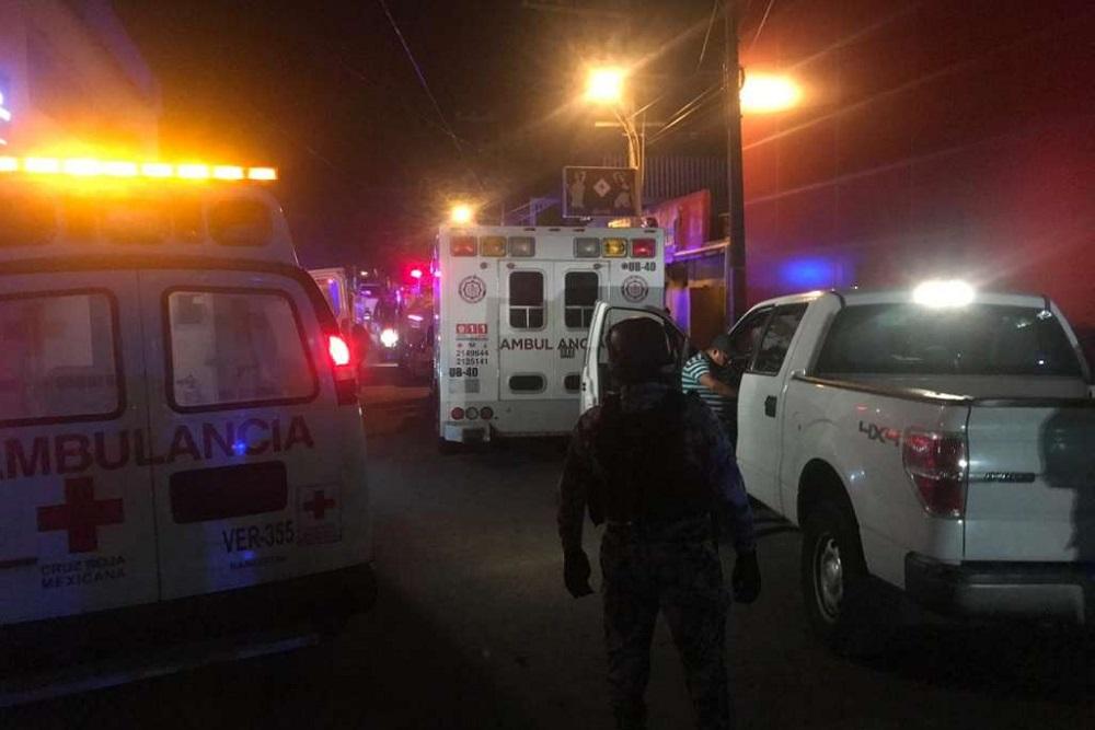 México: al menos 23 muertos tras un presunto ataque a un bar
