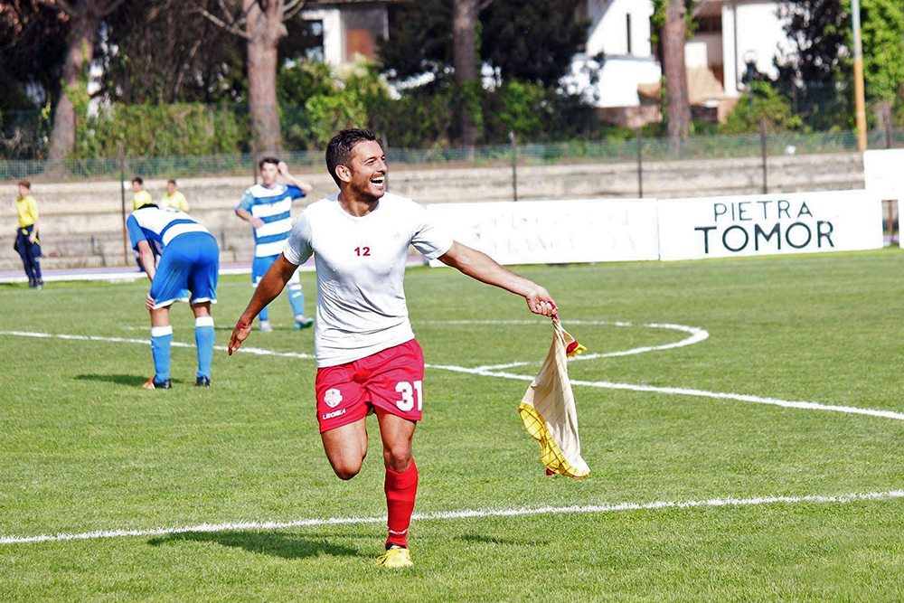 Goles italianos surgidos desde La Agustina