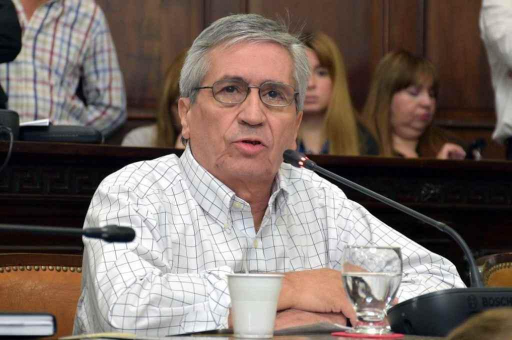 Ex diputado Guillermo Pereyra by gentileza