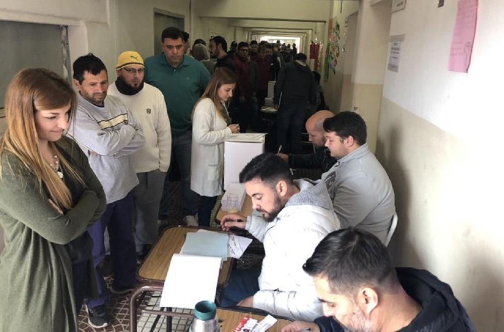 Instituto elige un nuevo presidente: arrancó el conteo de votos
