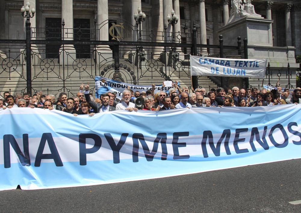 De terror| Desde que asumió Macri se cerraron nueve mil Pymes