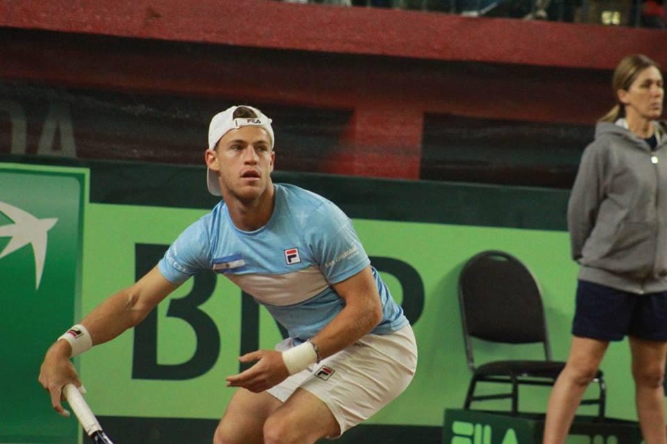 Argentina debutará en la Copa Davis este martes enfrentado a Chile