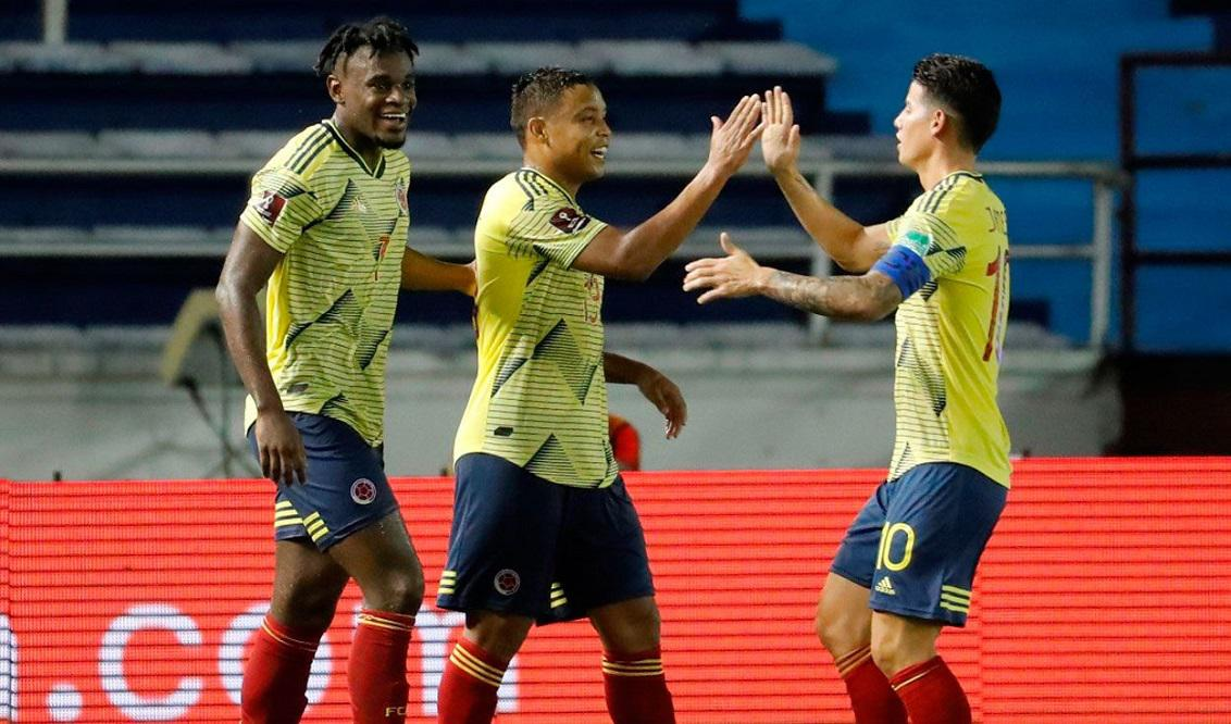 Perú y Colombia definen en Brasilia el tercer puesto de la Copa América
