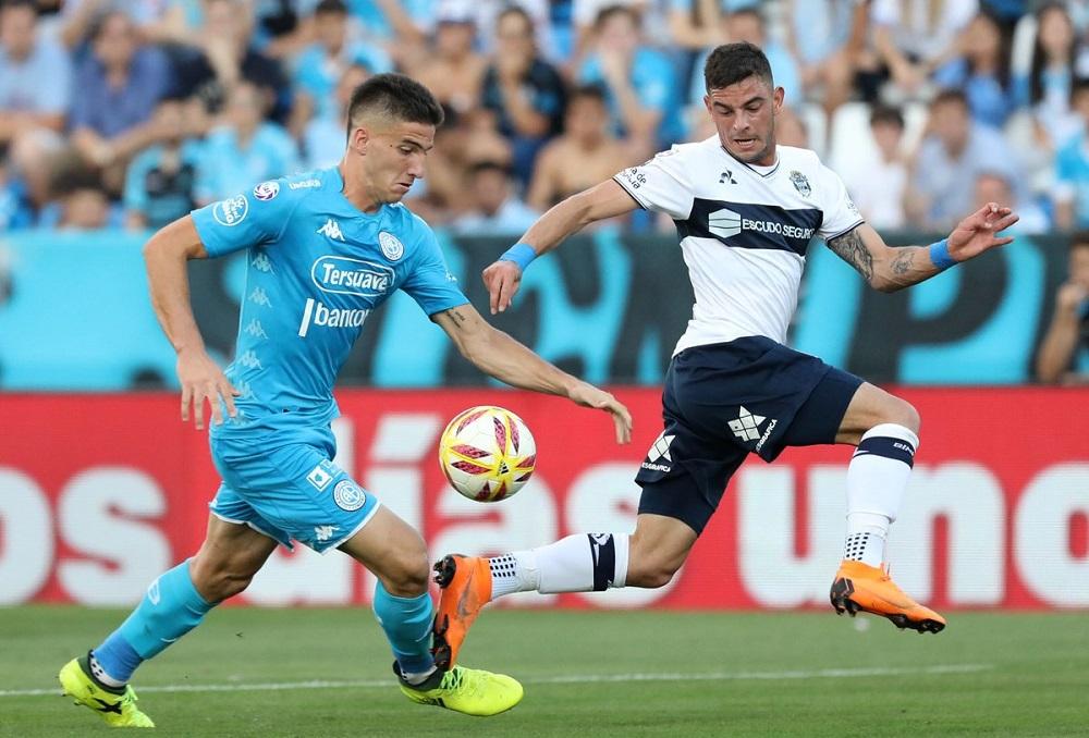 Por dinámica y el gol, Lugo fue la figura de Belgrano en Alberdi
