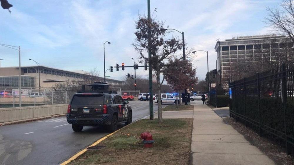 Varios heridos tras un tiroteo múltiple en un hospital de Chicago