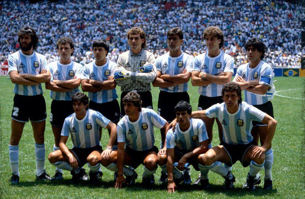 Campeones del mundo: a 35 años de la epopeya en el Estadio Azteca