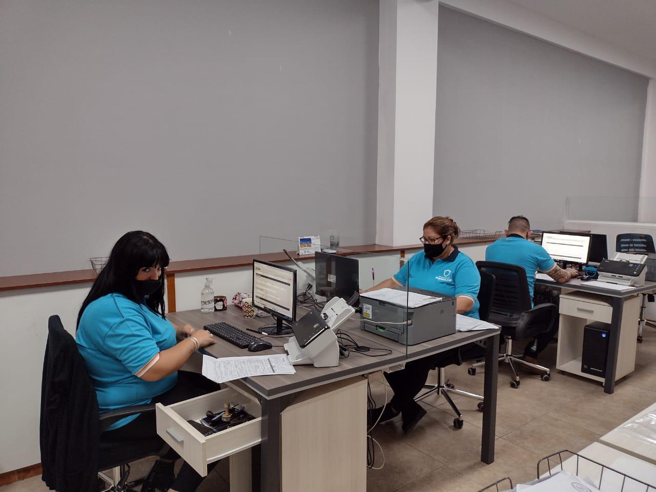 Registro Civil by LNM