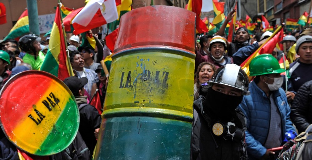 Bolivia: continúa la incertidumbre sobre quién asumirá la Presidencia