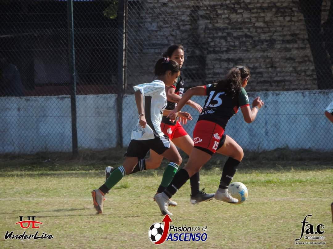 Futbol femenino Camioneros Liga Cordobesa
