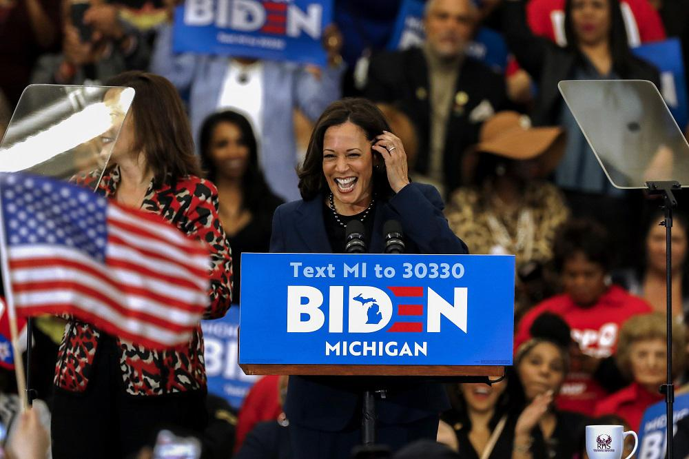 Elecciones en EEUU: Kamala Harris acompañará a Biden en la fórmula demócrata