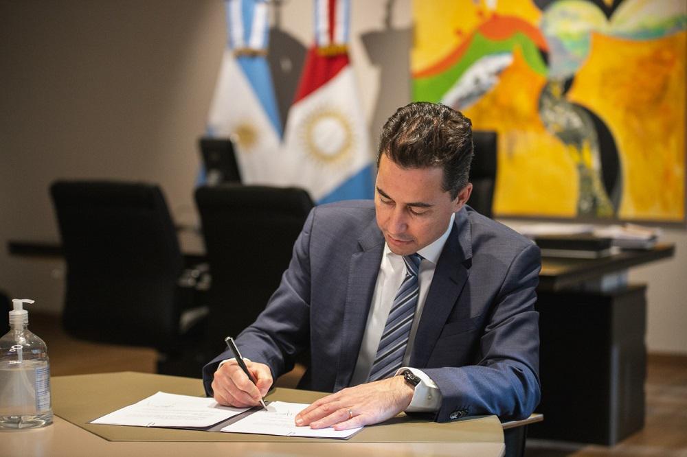 Calvo Legislatura prensa Gobierno de Córdoba