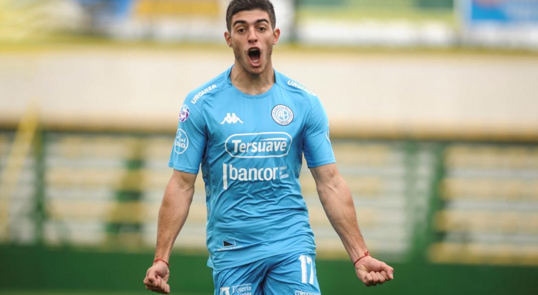 Conmebol autorizó la incorporación de Juan Brunetta a la Sub 23
