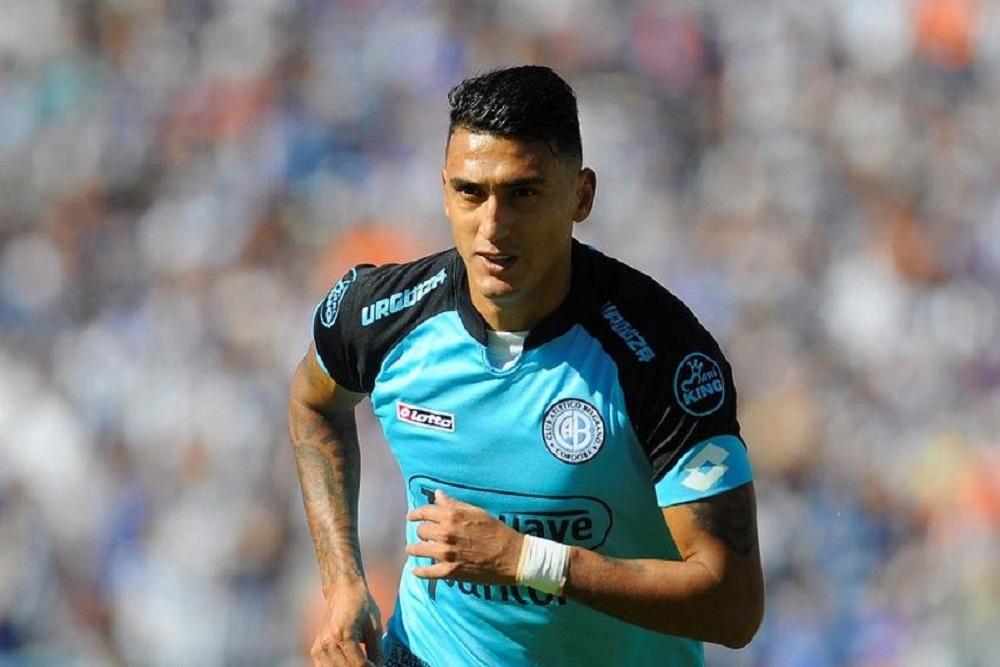 """""""Matías Suárez fue convocado por lo que hizo en Belgrano"""""""