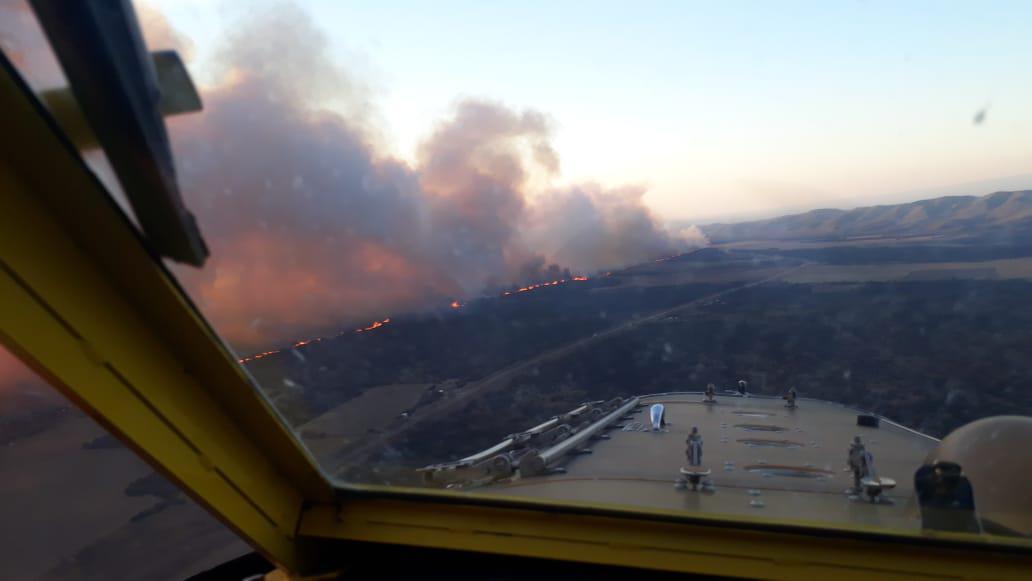 Incendios by Federación de Bomberos Córdoba