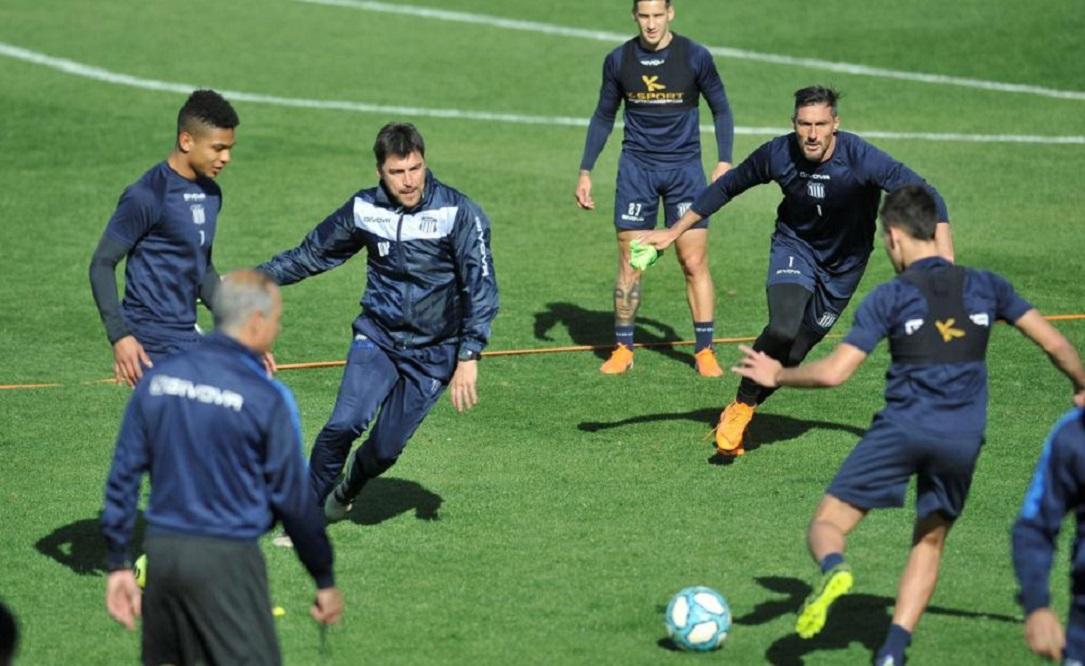 Medina no cambia nada en Talleres para jugar contra Unión
