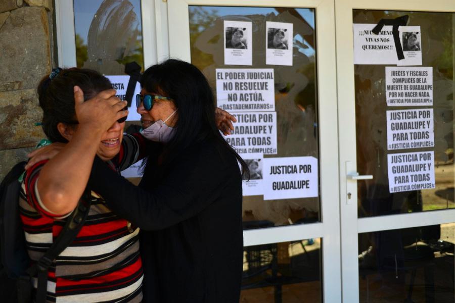 Detuvieron al femicida de Villa La Angostura