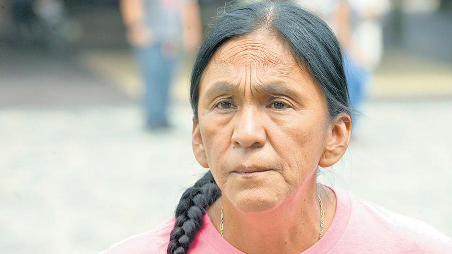 Milagro Sala by télam