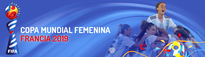 Mundial Femenino 2019 - Top