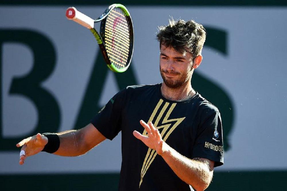 Tenis: el cordobés Londero quedó eliminado del torneo de Wimbledon