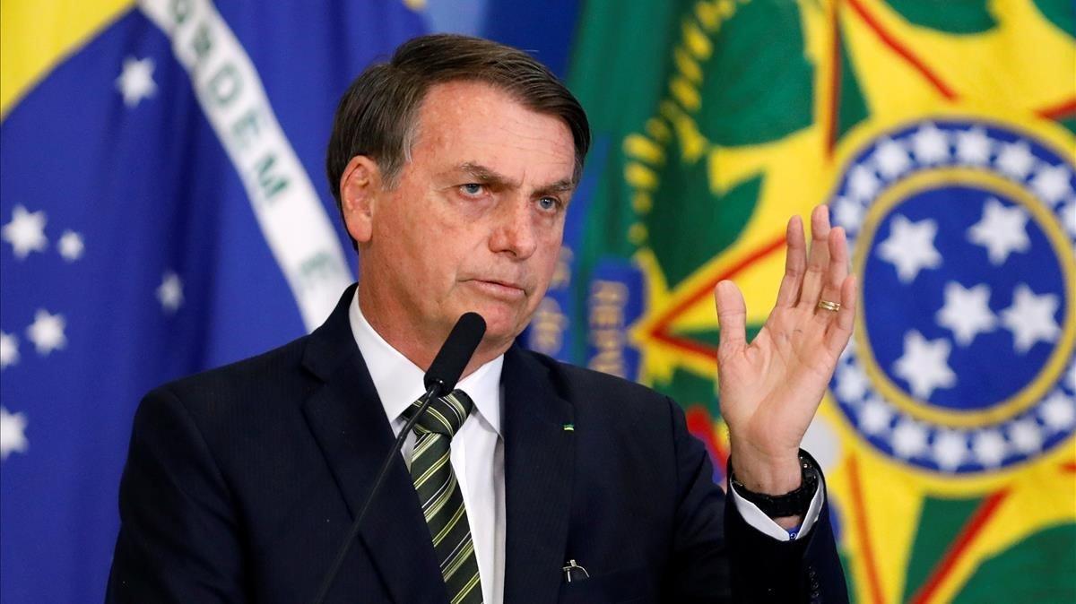Bolsonaro dijo que Honda y L'Óreal se iban de Argentina y se lo desmintieron