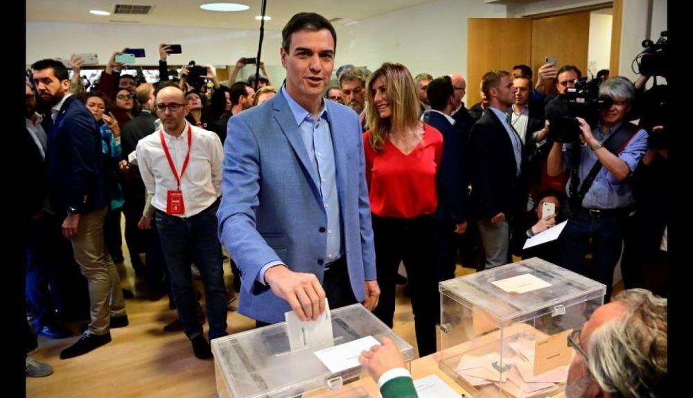 España: Sánchez ganó las elecciones aunque también creció la derecha