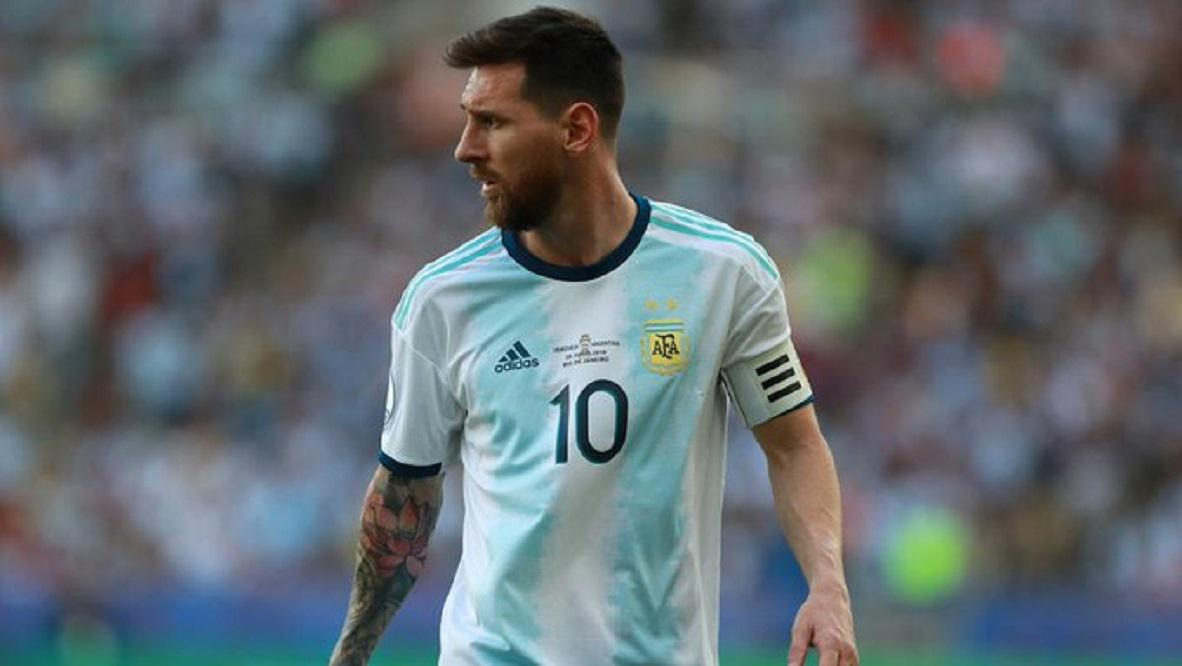 messi seleccion