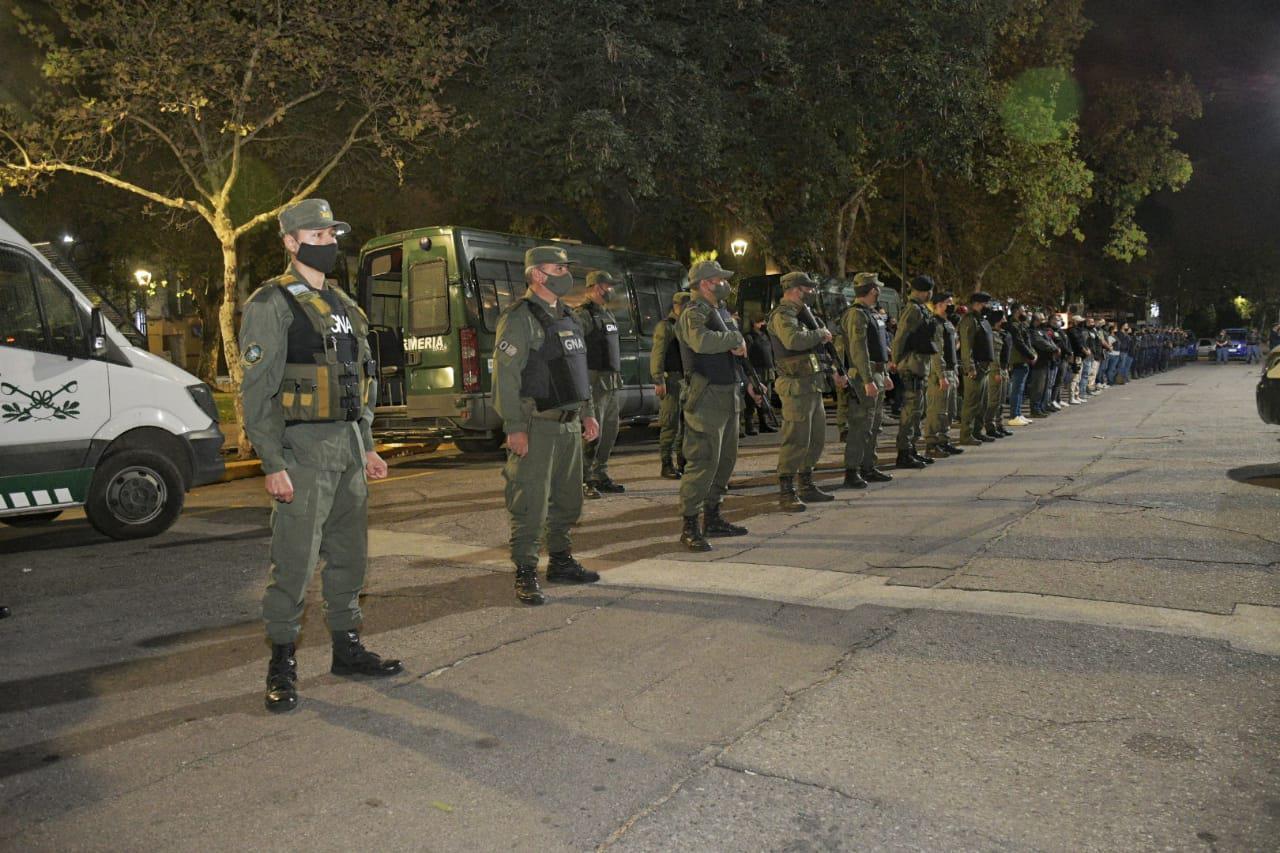 operativo banda destafadores barrio 16 de abril