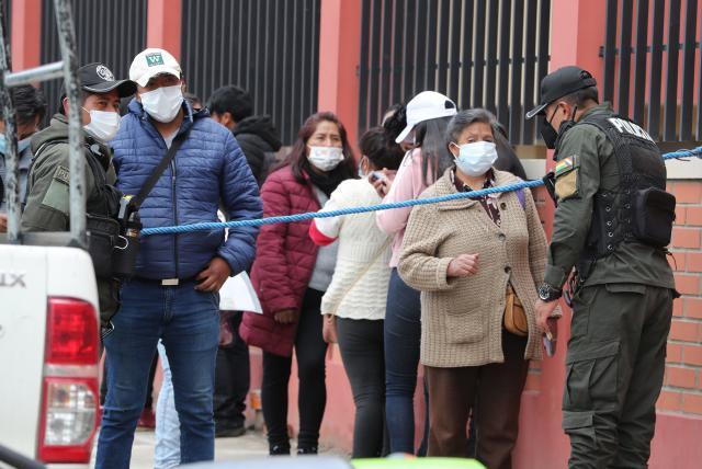Tragedia en Bolivia El tiempo