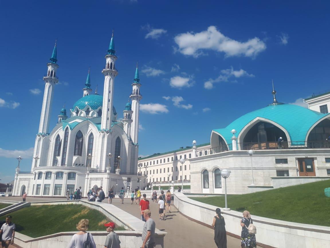 Kazán, el cementerio de los gigantes