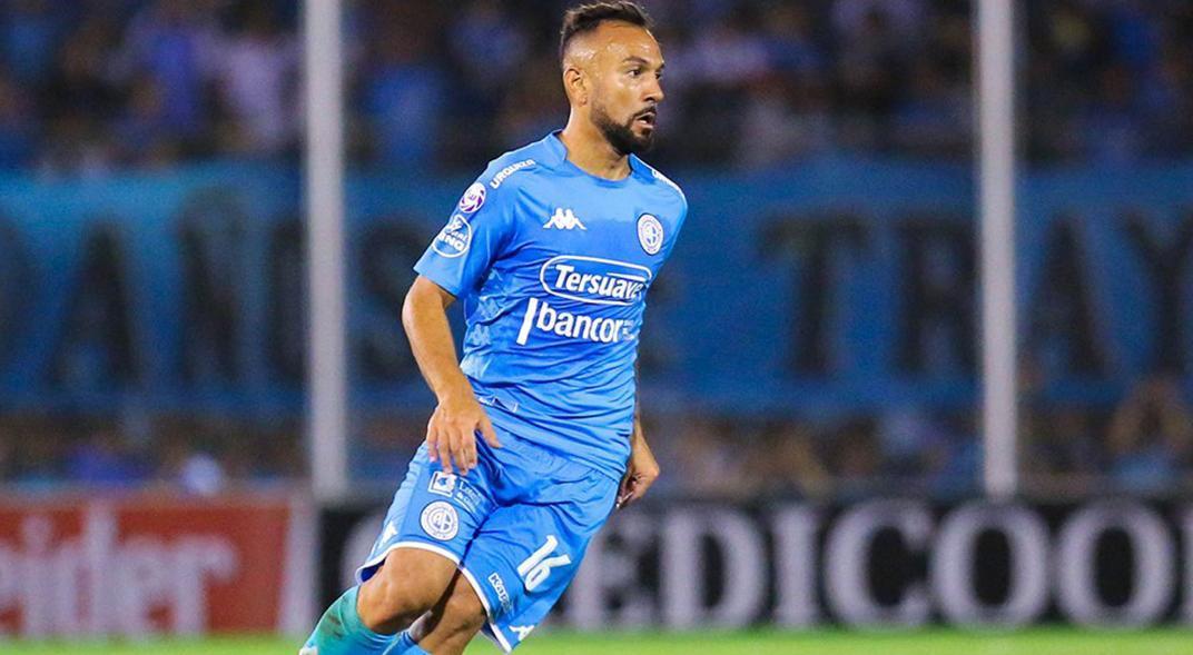 Lugo deja Belgrano para sumarse al fútbol de Chile
