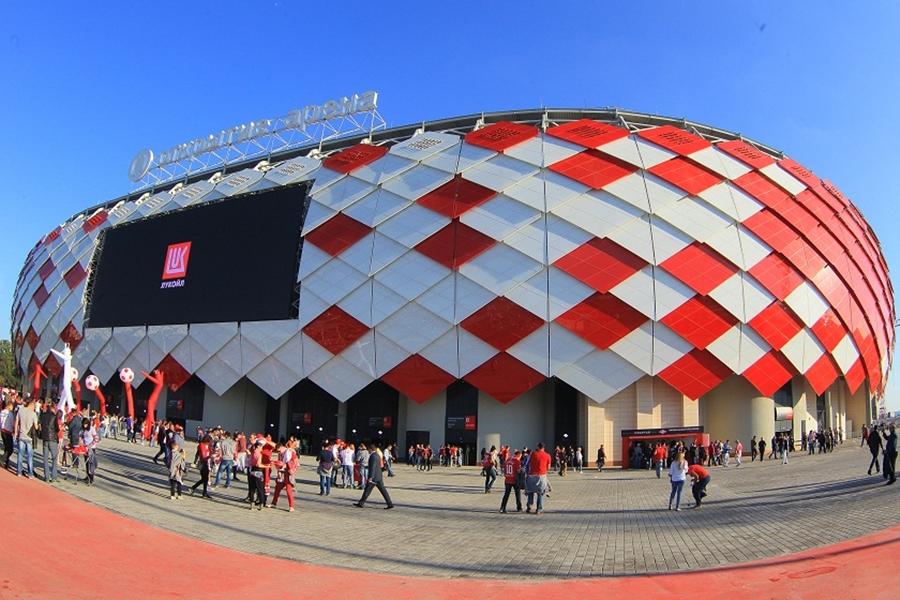 Rusia 2018: Spartak, el estadio ruso donde debutará la Selección
