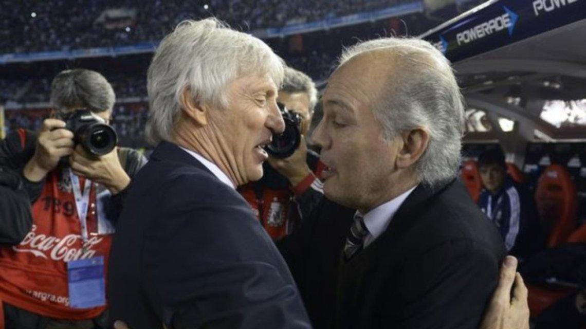 En la Selección, más managers que entrenadores