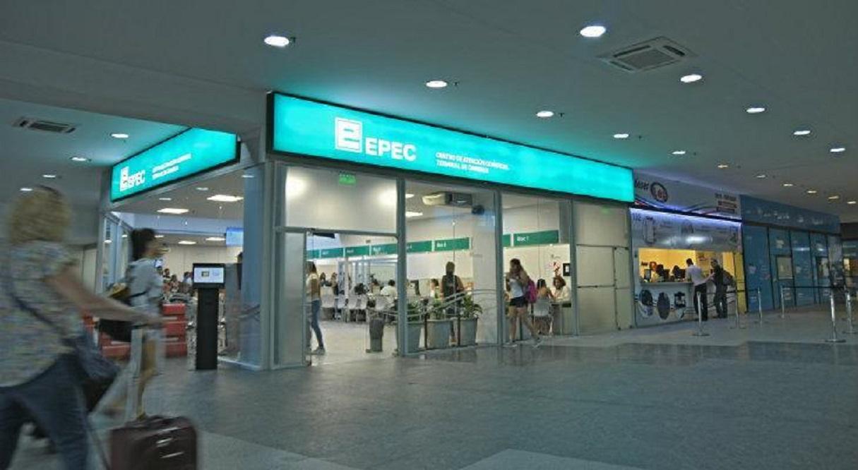 Epec terminal de ómnibus