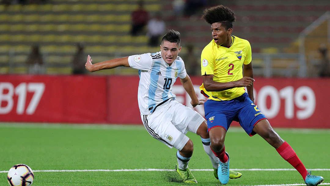 Suspicacias con la derrota de Argentina en el Sub 17, que se coronó campeón