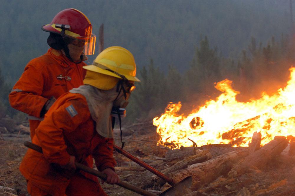 Incendio 2 © NA