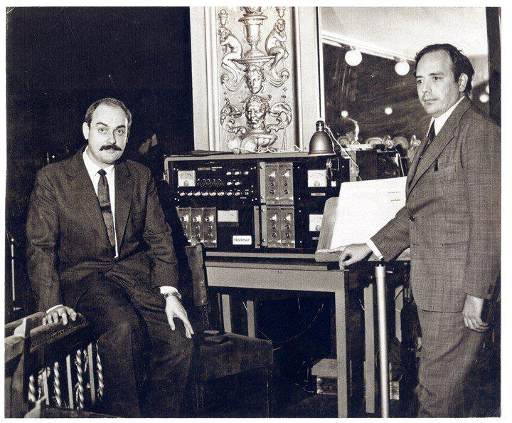 Carlos Melero and Enroque Belloc Archive