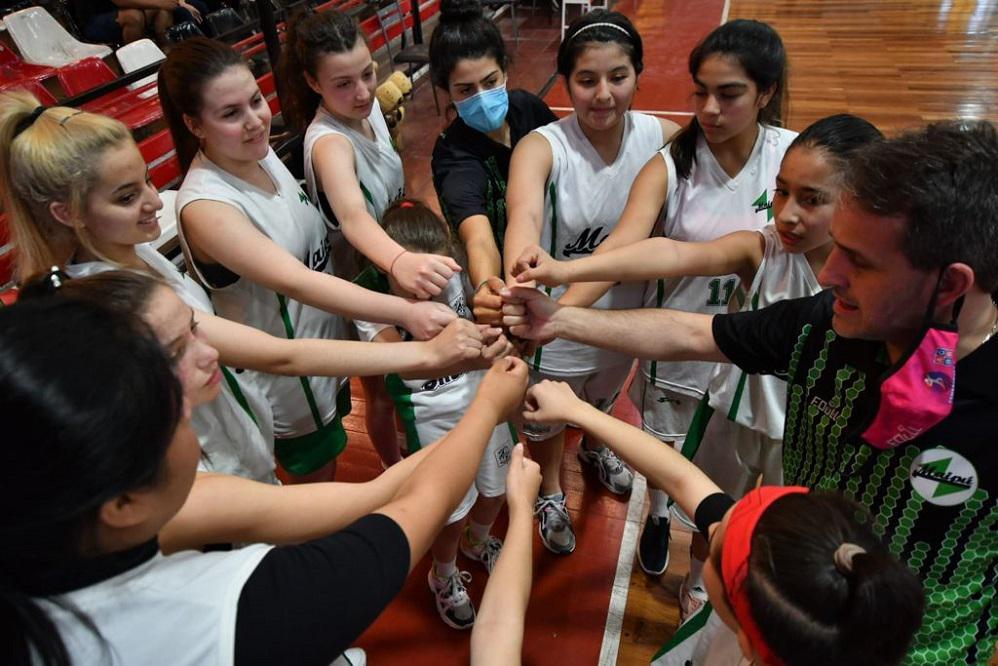 The city of Córdoba already has its Municipal Women's Basketball League