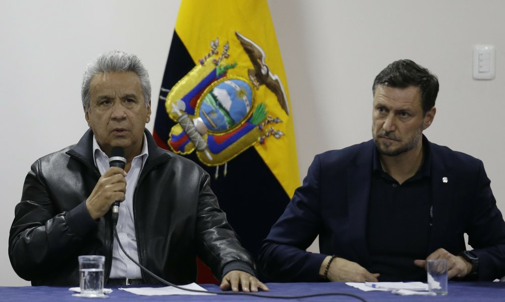 Moreno derogó decreto económico y se suspenden las protestas