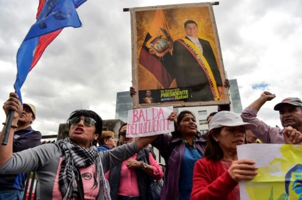 Ecuador: Rafael Correa irá a juicio por el secuestro de un opositor en 2012